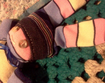 Sock doll bunny