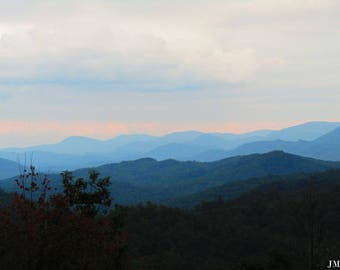 Great Smoky Mountains Nature Photography Print