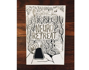 Neuro Retreat Zine