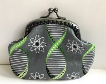 Double Helix Coin Purse
