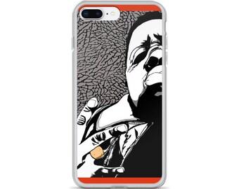 The Biggie iPhone Case (Red)