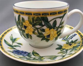 Royal Worcester Tea Cup and Saucer