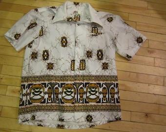 vintage malihini hawaiian shirt sz xl mens shirts
