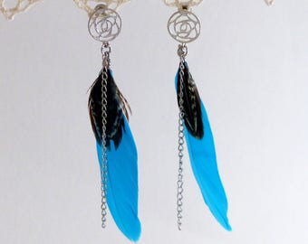 Dangle earrings also Earth