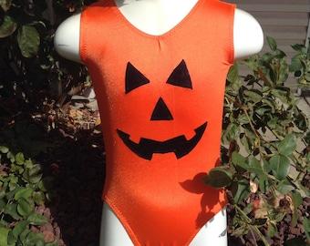 Halloween leotard/swim suit/bodysuit/costume infant and child sizes