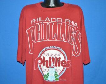 90s Philadelphia Phillies City Hall t-shirt XXXL
