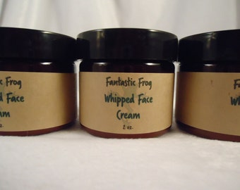 Whipped Face Cream 2oz
