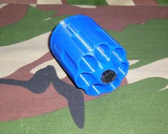 Nerf Hammershot 7 shot Cylinder