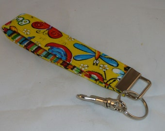 Key Fob with Clip - Bugs