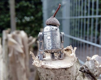 R2D2 Silver Jewelry