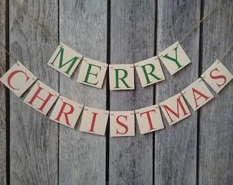 MERRY CHRISTMAS banner, merry christmas sign, christmas banner, christmas sign, christmas decorations, christmas cards photo banner