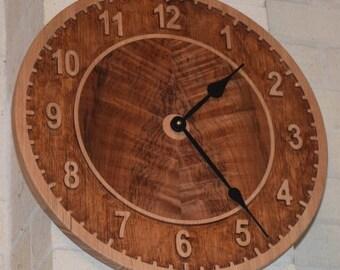 Inlaid Clock