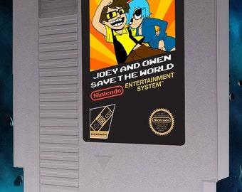 Joey & Owen Save the World