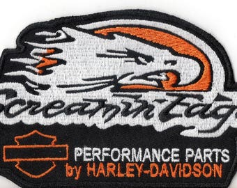 Harley Davidson Screamin Eagle Patch