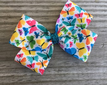 Butterfly Bow / Butterfly Hair Bow