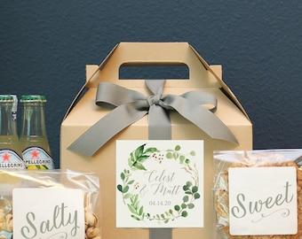 Wedding welcome bags | Etsy