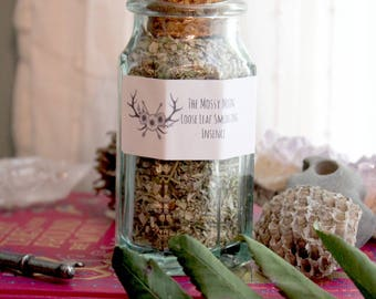 Home Purification Incense Blend/Spiritual Cleansing/Wild Harvested/Witchcraft Apothecary/Apothecary Herbs/Dried Lavender and White Sage