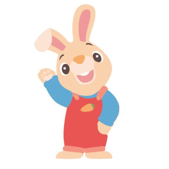 sale harry the bunny babyfirst s for cutting and printing dxf clip art of hands dxf clipart files online