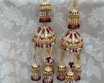 Indian Wedding Kaleras