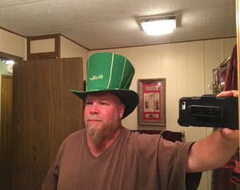 Crown Royal Green Apple Hat