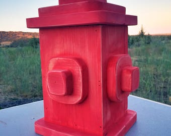 Add Name to Fire hydrant