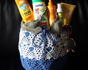 Different crochet bags for you