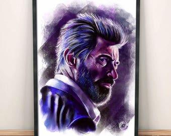 Logan Limited Edition Print