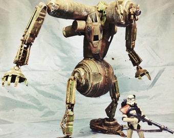 assemblage Bruticus droid