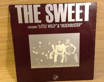 The Sweet Vinyl  Record LP Bell Records 1973.