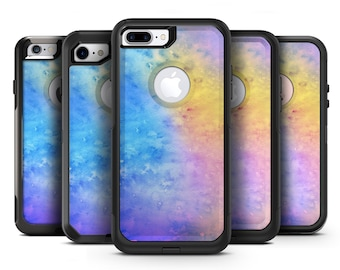Mixed 5252 Absorbed Watercolor Texture - OtterBox Case Skin-Kit for the iPhone, Galaxy & More