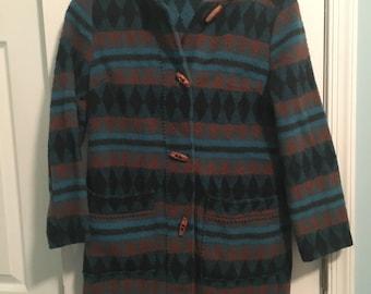 Vine Ralph Lauren Lumberjack Coat