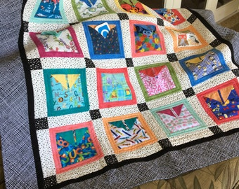 Pick a Pocket...or Two Children's Quilt