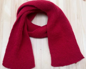 The Thanja Scarf-Handmade with Care-