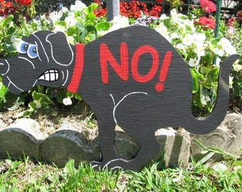 No Poop!- Black
