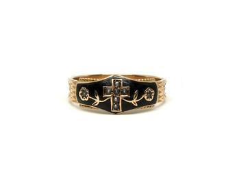 1903 Mourning Ring