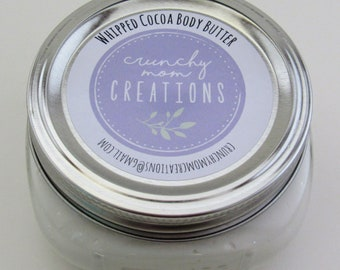 8oz Tis The Season Whipped Cocoa Body Butter