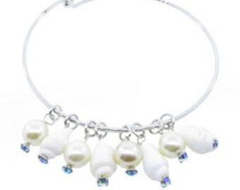 Seashell Expanable Bracelet