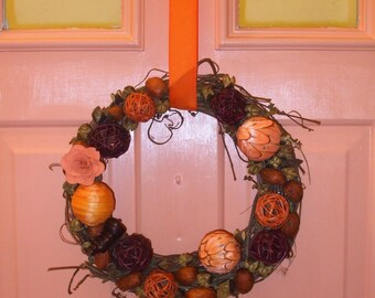Potpourri Wreath