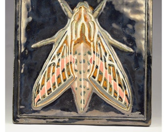 Sphinx Moth Tile