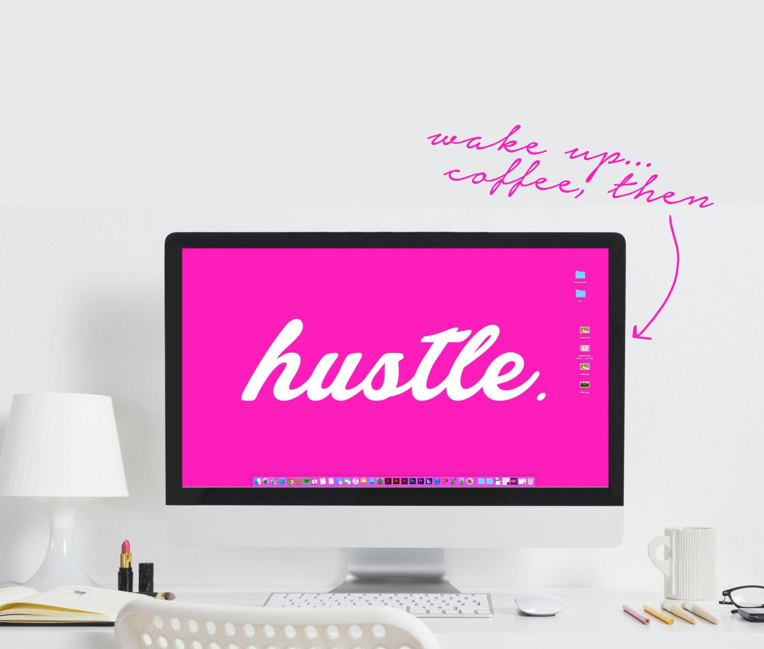 pink office decor. 🔎zoom Pink Office Decor