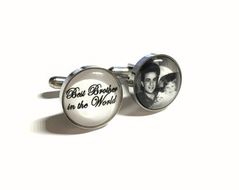 Gift for brother, Wedding gift Brother of the bride gift, wedding gift for brother, Brother of the groom gift,Best Man cuff link