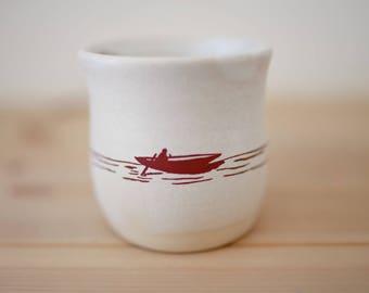 Ceramic small plant pot, Ceramic rower planter, Flower plant pot, Planter flower pot, Succulent planter, Ceramics & pottery