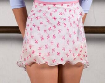 Korean Ribbons Ballet Skirt
