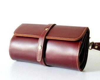 Original handmade leather bag, leather bag women, leather crossbody, Leather Vintage Style crossbody bag, vintage purse, Travel Bag