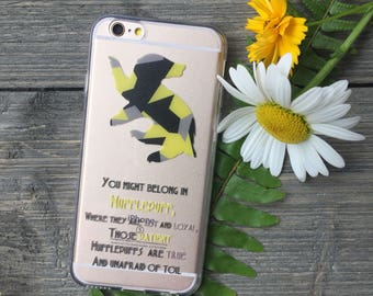Just and Loyal Phone Case for iPhone 5, SE, 6, 6 Plus, 7, 7Plus, 8, 8 Plus and X. TPU or Wood Options