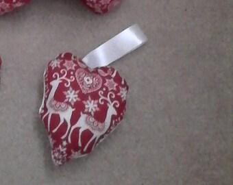 Sweet Heart hanging Christmas Decoration