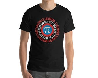 Kids Superhero Shirt Captain Pi Superhero Math Shield Gift