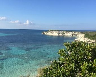 Bahamian Beach Canvas