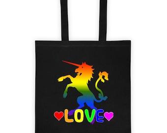 Pride Love Tote