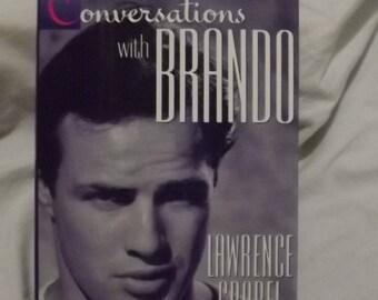 1991 ** Conversations with Brando ** Lawrence Grobel **sj